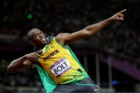 Usain Bolt  The Lightning Bolt